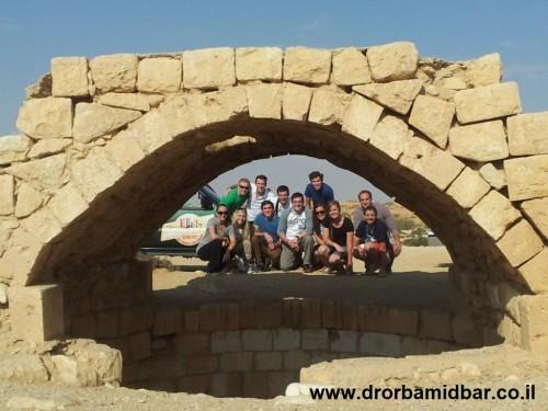 עתיקות במדבר